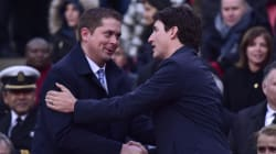 Scheer Goads Trudeau To Immediately Call 4