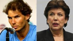 Nadal demande 100.000 euros de dommages et intérêts à Bachelot, elle lui en propose