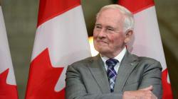 Ex-Governor General Expensed $76K In 6 Months After Leaving