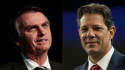 Bolsonaro tem 59% de votos válidos a 10 dias do 2º