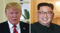 Gli ultimi 800 metri che separano Kim e Trump. The Donald: