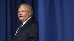 Ford's Campaign Defends His 'Take Care Of Our Own' Quip On