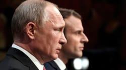BLOG - Ce qu'il faut attendre de la visite de Macron en Russie au moment où les relations sont