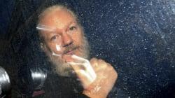 La bataille contre l'extradition commence pour Julian