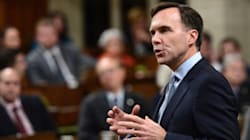 Morneau Says Opposition MPs 'Obsessed' With His Personal