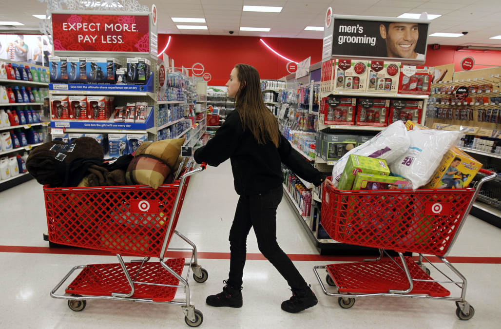Target's holiday hours for Thanksgiving