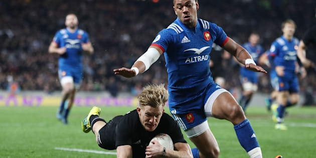 Nouvelle-Zélande - France: alors qu'ils menaient à la pause, les Bleus finalement écrasés par les All Blacks