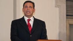 Vinculan a proceso a Eugenio Hernández por hacerse rico a costa de los