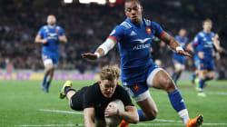 Alors qu'il menait à la pause, le XV de France finalement pulvérisé par les All Blacks