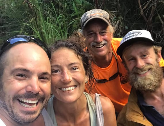 Hiker who vanished 2 weeks ago found alive