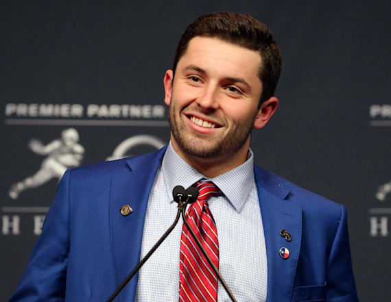 Baker Mayfield reportedly expected to go No. 1