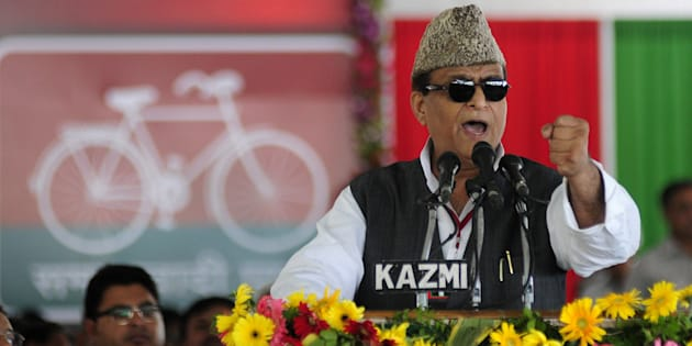 Azam Khan levels rape allegation against army