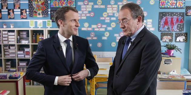 Macron sur BFM: les téléspectateurs ont vu la différence entre l'interview de Pernaut et celle du duo Plenel-Bourdin.