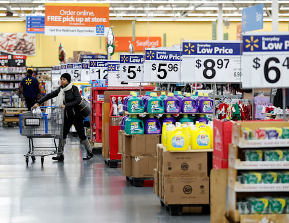 One retailer's recent struggles has helped one group
