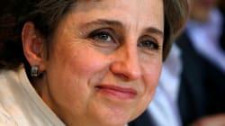 Ilegal la cancelación del programa en MVS de Carmen Aristegui, determina
