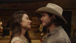 'Coração de Cowboy' reúne nata do sertanejo para contar história de amor no