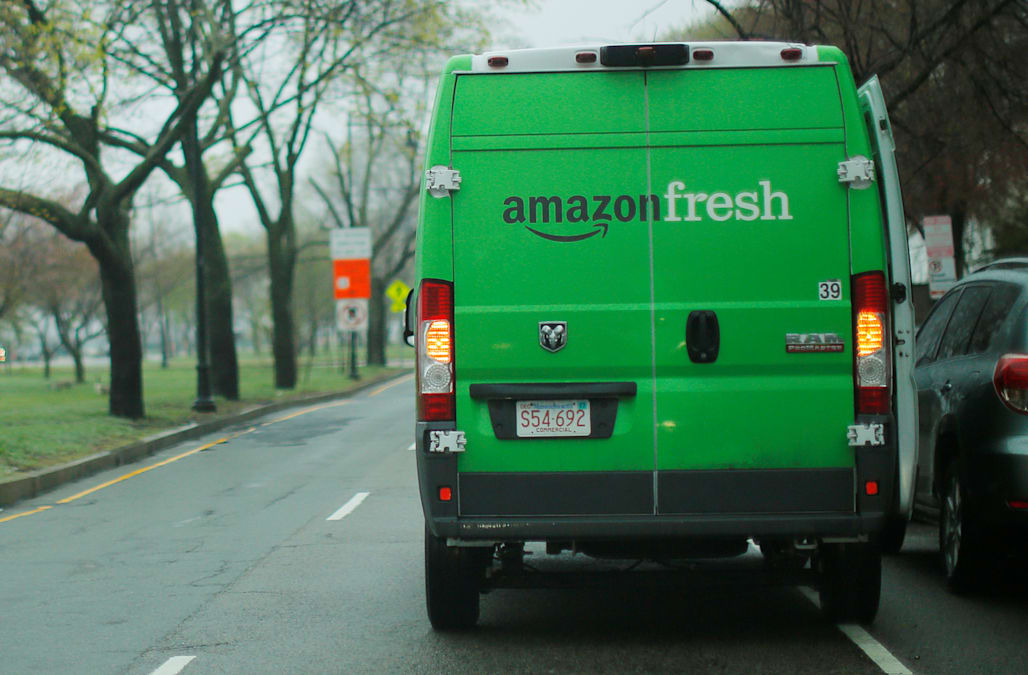 Amazons Food Delivery Service Is Getting Smoked By Walmart In A Key