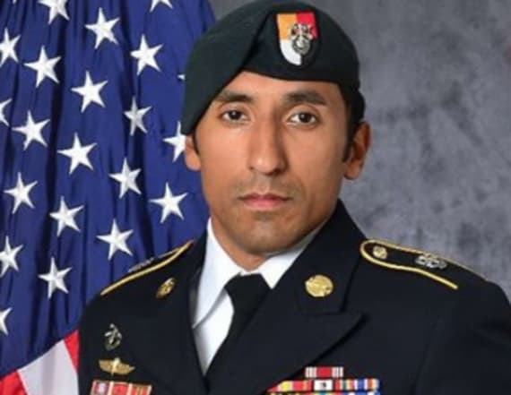Navy SEALs, Marines charged in Green Beret's murder