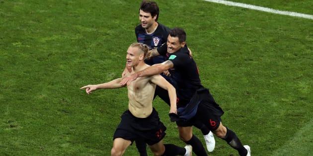 Russie-Croatie à la Coupe du monde 2018: Les Croates viennent à bout des Russes et retrouveront l'Angleterre en demie.
