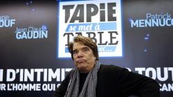Bernard Tapie a un cancer à l'estomac, sa famille se dit