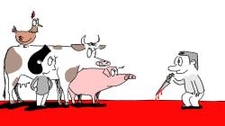 Comment cette dessinatrice végane perçoit les arguments des défenseurs de la