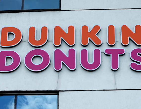 Dunkin' Donuts under fire over manager's racist sign