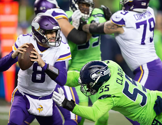 Controversy surrounds Seattle Seahawks' key FG block