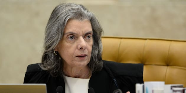 Minsitra do Supremo Tribunal Federal Cármen Lúcia