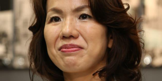 衆院議員の豊田真由子氏 撮影日:2016年06月09日