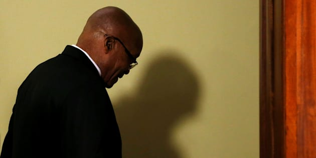 SA ex-Prez Zuma charged with corruption