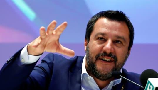 SALVINI NO LIMITS - Sondaggio Ipsos, la Lega sfiora il 37%. Gli altri