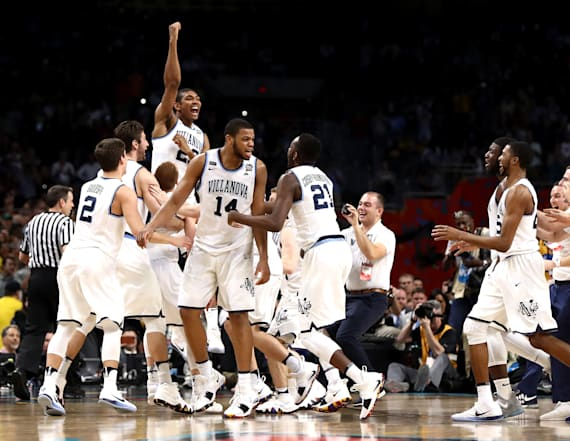 Villanova wins its second NCAA title in three years