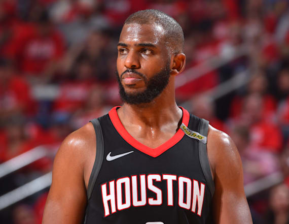 Chris Paul suffers cruel injury, will miss Game 6