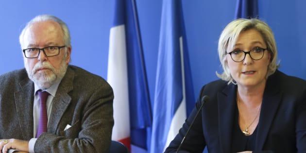 """Municipales à Paris: le RN renonce à son candidat pour envoyer un """"message"""""""