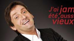 Le premier one man show de Pierre Palmade depuis 2009 est prévu pour