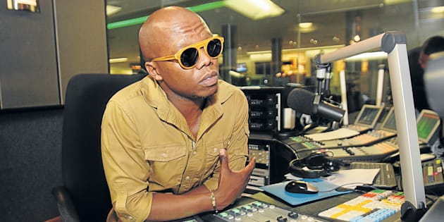 """Thabo """"Tbo Touch"""" Molefe will host guests at his Touch HD marquee at the Vodacom Durban July."""