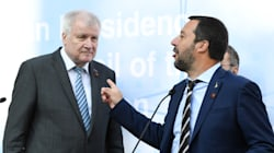 Salvini cede ai tedeschi: pronto a firmare l'intesa sui respingimenti di migranti dalla Germania