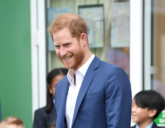 Details of Prince Harry's paternity leave revealed