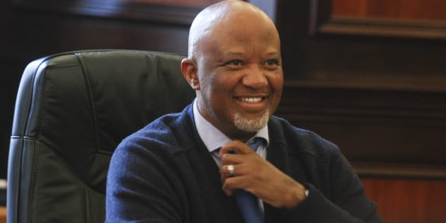 Former Deputy Minister of Finance Mcebisi Jonas