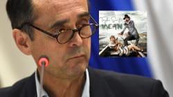 Ménard évoque Taylor Swift pour justifier ses affiches pro-TGV