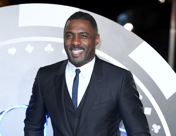 Idris Elba reacts to Bond casting rumors
