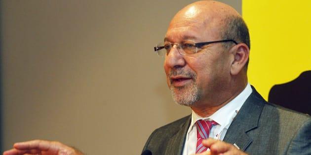 Former finance minister Trevor Manuel.
