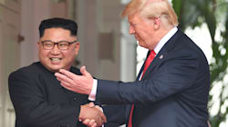 Kim Jong Un ha portato all'incontro con il presidente Trump anche il suo gabinetto