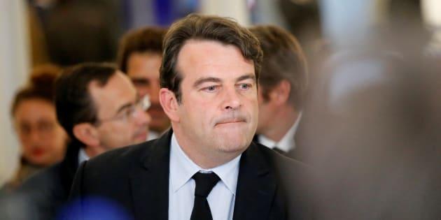 L'Assemblée nationale lève l'immunité parlementaire de Thierry Solère (ici en avril 2017) soupçonné de fraude fiscale
