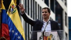 Guaidó no descarta autorizar intervención militar de EU en