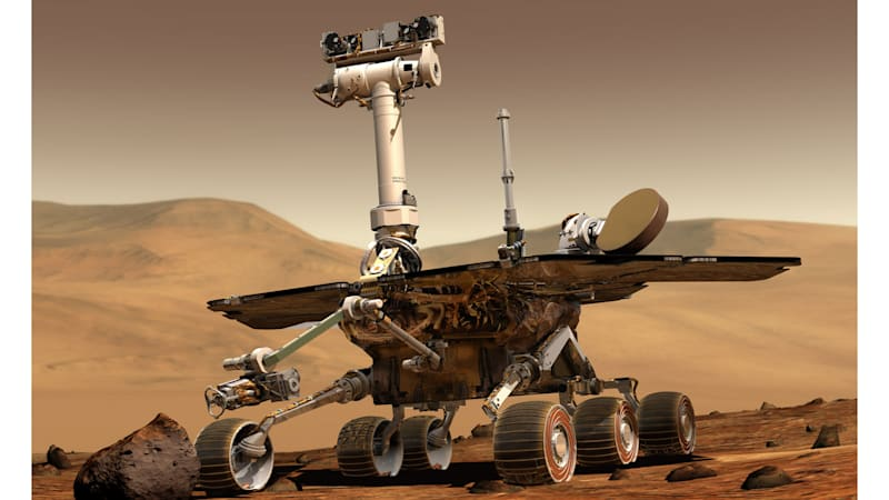 mars rover back online 2019 - photo #45