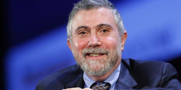 El premio Nobel de Economía Paul Krugman.