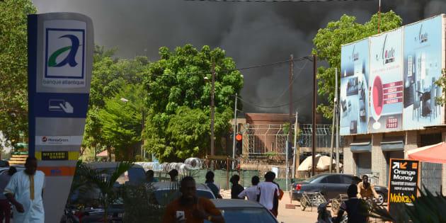 Attentat de Ouagadougou: le groupe jihadiste GSIM revendique les attaques