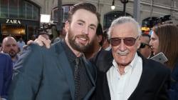 'Capitán América' se despide de Stan