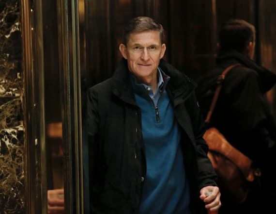Russia probe: Senate asks Flynn's son for documents